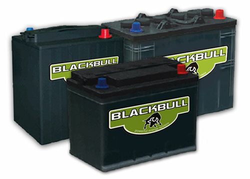Bateria monobloc Blackbull gel
